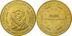World Coins - France, Token, Touristic token, Sigean - Réserve n°2 - 30 ème anniversaire