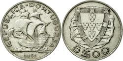 World Coins - Coin, Portugal, 5 Escudos, 1951, , Silver, KM:581