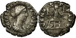 Ancient Coins - Coin, Crispina, Denarius, 178-182, Rome, , Silver, RIC:288
