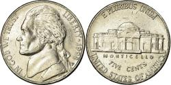 Us Coins - Coin, United States, Jefferson Nickel, 5 Cents, 1998, U.S. Mint, Philadelphia