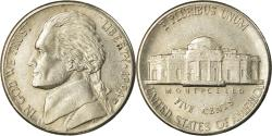 Us Coins - Coin, United States, Jefferson Nickel, 5 Cents, 1994, U.S. Mint, Philadelphia