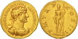 Hadrian, Aureus, Rome, AU(50-53), Gold, RIC:63