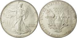 Us Coins - Coin, United States, Dollar, 1995, U.S. Mint, Philadelphia, AU(55-58), Silver