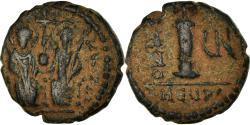 Ancient Coins - Coin, Justin II, Decanummium, 570-571, Antioch, , Bronze, Sear:383