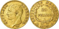 Ancient Coins - Coin, France, Napoléon I, 20 Francs, AN 13, Paris, , Gold, KM:663.1