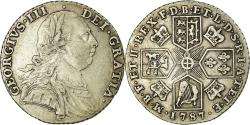 World Coins - Coin, Great Britain, George III, Shilling, 1787, London, , Silver