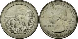 Us Coins - Coin, United States, Quarter, 2011, U.S. Mint, Denver, , Copper-Nickel