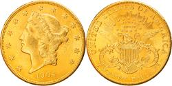Us Coins - Coin, United States, $20, Double Eagle, 1904, Philadelphia, , Gold