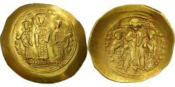 Romanus IV Diogenes, Histamenon Nomisma, Constantinople, , Gold