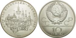 Ancient Coins - Coin, Russia, 10 Roubles, 1977, Saint-Petersburg, , Silver, KM:149