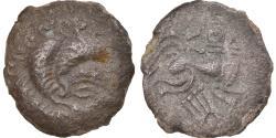 Ancient Coins - Coin, Coriosolites, Stater, 80-50 BC, , Billon, Delestrée:2333