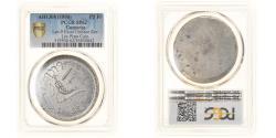 World Coins - Coin, Comoros, Said Ali, 5 Francs, 1890 (AH 1308), Paris, Essai uniface revers