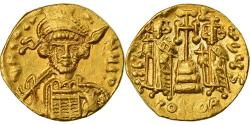 Coin, Constantine IV, Solidus, Constantinople, , Gold, Sear:1154