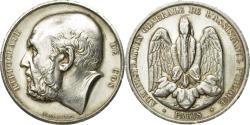 World Coins - France, Medal, Medicine, , Silver