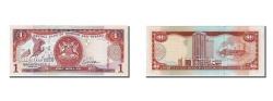 World Coins - Trinidad and Tobago, 1 Dollar, 2002, KM #41b, UNC(65-70), AJ212220