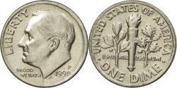Us Coins - Coin, United States, Roosevelt Dime, Dime, 1990, U.S. Mint, Philadelphia