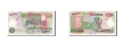 World Coins - Zambia, 1000 Kwacha, 2005, KM #44d, UNC(65-70), ED/03