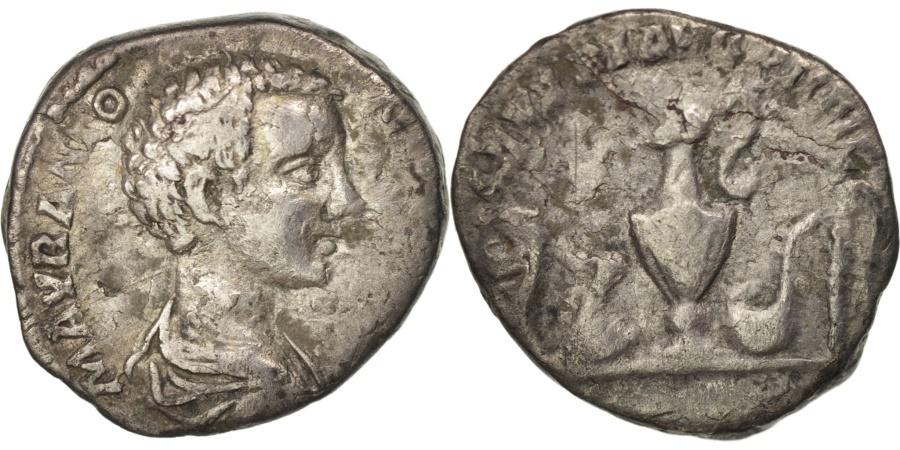 Ancient Coins - Caracalla, Denarius, Roma, , Silver, RIC:4