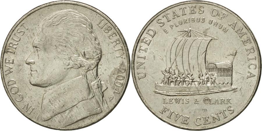 US Coins - Coin, United States, Jefferson - Westward Expansion - Lewis & Clark