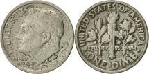 Us Coins - United States, Roosevelt Dime, Dime, 1981, U.S. Mint, Philadelphia, EF(40-45)
