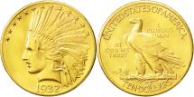 Us Coins - United States, Indian Head, $10, 1932, U.S. Mint, Philadelphia, MS(64), KM:130