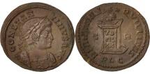 Ancient Coins - Constantine I, Nummus, 321, Lyons, AU(55-58), Copper, RIC:171a