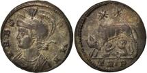 Constantine I, Nummus, 330-335, Trier, AU(55-58), Copper, RIC:VII 522