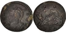 Constantine I, Nummus, 330, Roma, AU(50-53), Copper, RIC:VII 331V
