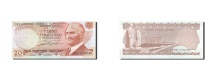 World Coins - Turkey, 20 Lira, 1971-1982, KM:187a, 1974, UNC(65-70)