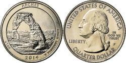 Us Coins - Coin, United States, Utah, Quarter, 2014, Philadelphia, , Copper-Nickel