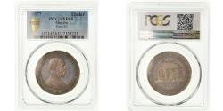 World Coins - Coin, Austria, Franz Joseph I, Thaler, 1877, PCGS, SP65, Silver, KM:M9, graded