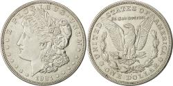 Us Coins - Coin, United States, Morgan Dollar, Dollar, 1921, U.S. Mint, Denver, AU(55-58)