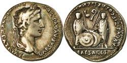 Ancient Coins - Coin, Augustus, Denarius, Lyon - Lugdunum, , Silver, RIC:210