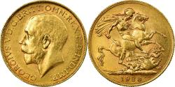 World Coins - Coin, South Africa, George V, Sovereign, 1928, Pretoria, , Gold, KM:21