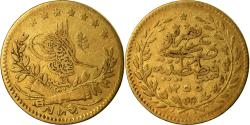 Ancient Coins - Coin, Turkey, Abdul Mejid, 25 Kurush, 1857, Qustantiniyah, , Gold