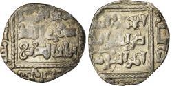 Ancient Coins - Coin, Ayyubids, al-Nasir I Salah al-Din, 1/2 Dirham, AH 584 (1188/89), Dimashq