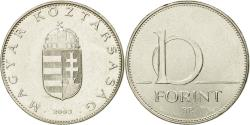 World Coins - Coin, Hungary, 10 Forint, 2003, Budapest, , Copper-nickel, KM:695