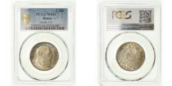 World Coins - Coin, German States, BADEN, Friedrich I, 2 Mark, 1907, PCGS, MS64, Silver