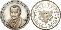 Us Coins - United States of America, Medal, Gérald Ford, Président, Politics, Society