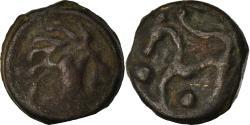 Ancient Coins - Coin, Senones, Potin, Ist century BC, VF(30-35), Potin, Delestrée:2640