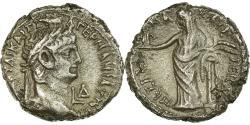 Ancient Coins - Coin, Claudius, Tetradrachm, 43-44, Alexandria, , Billon, BMC:73
