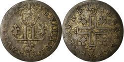 World Coins - Coin, France, Louis XIV, XV Deniers (pièce de), 15 Deniers, 1712, Metz