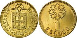 World Coins - Coin, Portugal, Escudo, 1993, , Nickel-brass, KM:631