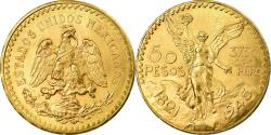 World Coins - Coin, Mexico, 50 Pesos, 1945, Mexico City, , Gold, KM:481