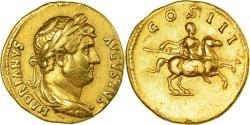 Coin, Hadrian, Aureus, 125-128, Rome, , Gold, RIC:187e