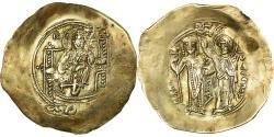 Ancient Coins - Coin, Manuel I Comnenus, Aspron trachy, Constantinople, , Electrum
