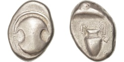 Ancient Coins - Boeotia, Thèbes, Stater, Thebes, , Silver, 11.64
