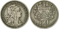 World Coins - Portugal, 50 Centavos, 1961, , Copper-nickel, KM:577