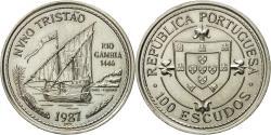 World Coins - Coin, Portugal, 100 Escudos, 1987, , Copper-nickel, KM:640