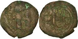 Ancient Coins - Coin, Heraclius, with Heraclius Constantine, Follis, 613-614, Constantinople